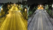 cleantechnica led street lighting lights lamps sodium vapor mercury clean green la los angeles