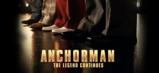 Anchorman 2 Last Paramount Movie Distributed on Film