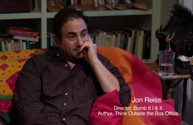 Jon Reiss no film school interview