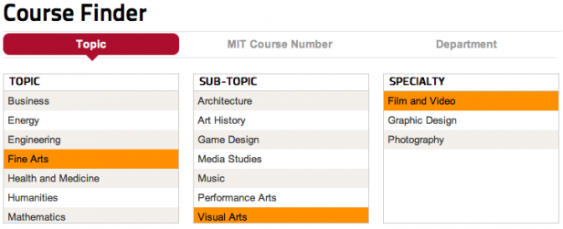 Take College Level Film Courses for Free with MIT's OpenCourseWare