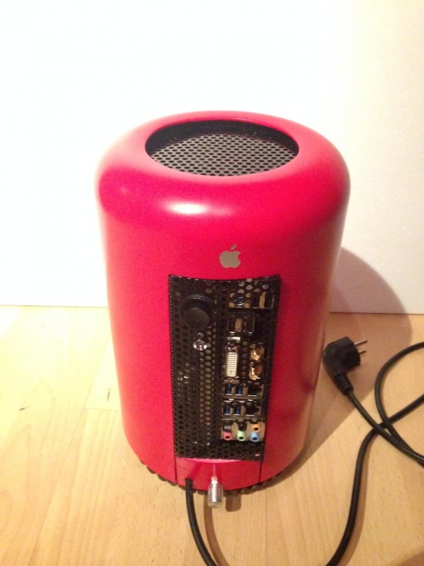 Mac Pro Trash Can Mod Final 2