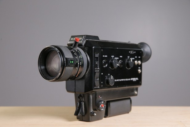 Old Super8 cam