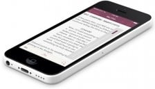 Weekend Read iPhone script reader app Quote-Unquote