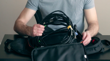 Caleb Pike Cable Bags