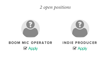 Creative District Open Positions