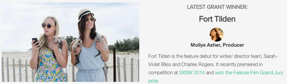 Fort Tilden Wins Creative District Grant
