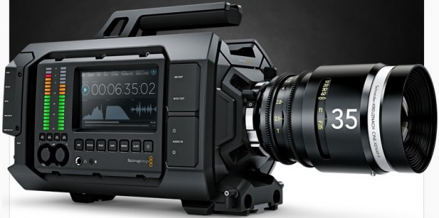Blackmagic URSA 4K Bigger