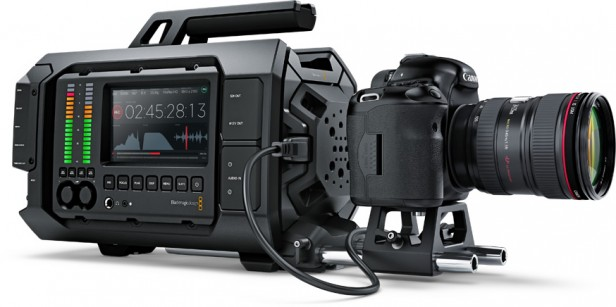 Blackmagic Ursa-canon