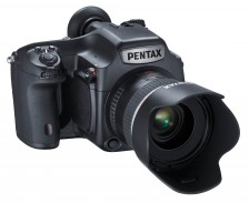 Pentax 645Z Front with Lens
