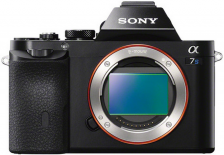 Sony a7S at NAB 2014
