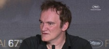 Quentin Tarantino Cannes 2014 Press Conference