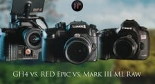 Under $2K Panasonic GH4 is Sharper Than Over $20K RED EPIC? - No Film School