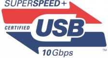usb 3.1 3.0 super speed plus 10 gb ps interface computer io port connection 2