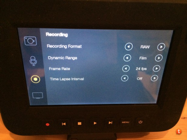 Blackmagic Firmware 1.8 on BMPC4K