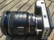 Metabones Canon EF to MFT Speed Booster