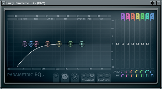 Fl Studio is fine now how to make back ground noise the distant quiet sound?