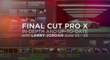 FCPX Workshop Larry Jordan