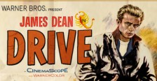 famous movie film poster actor director artist peter stults james dean drive