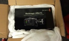 Blackmagic URSA PL 4K Camera Box
