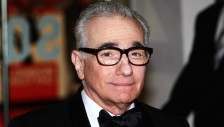 Martin Scorsese at Hugo Event