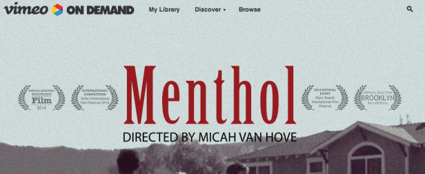 Menthol on Vimeo on Demand