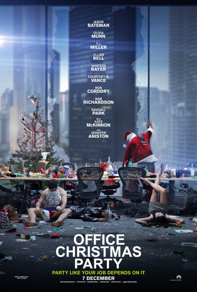 Office Christmas Party HD | No Film School